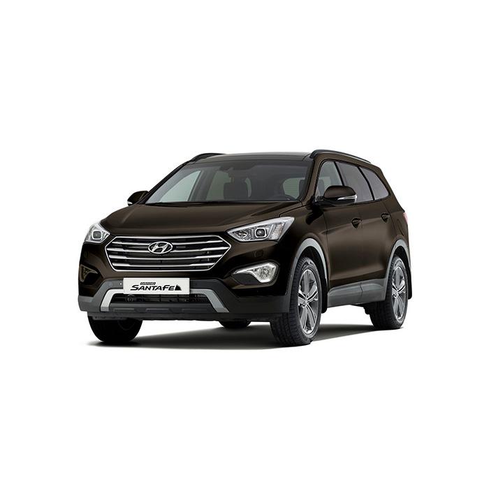 Hyundai Grand Santa Fe Arabian Mocha
