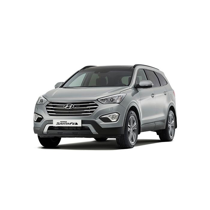 Hyundai Grand Santa Fe Sleek Silver
