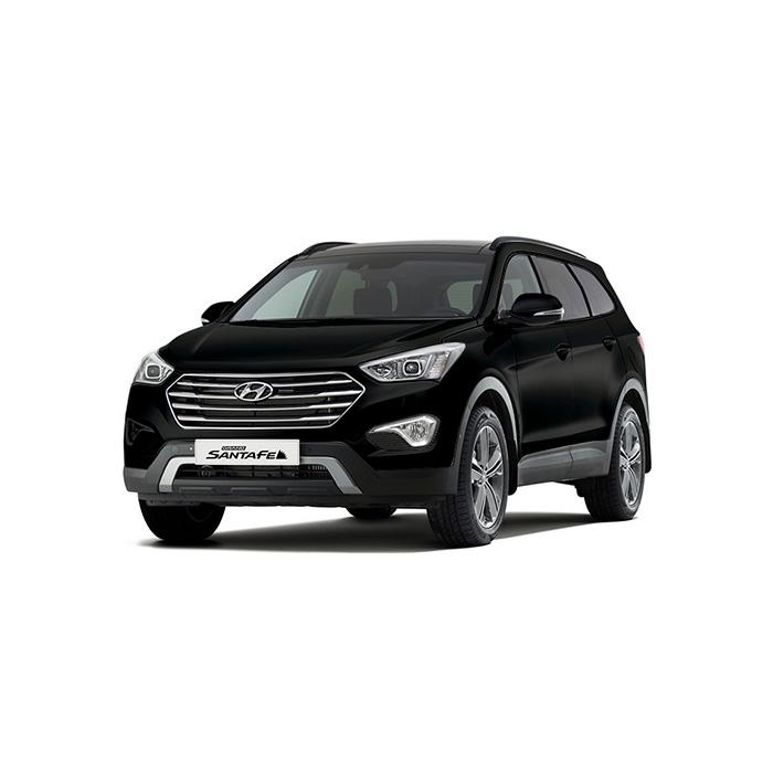 Hyundai Grand Santa Fe Timeless Black