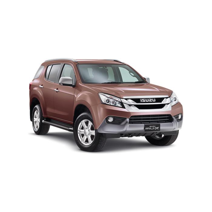 Isuzu mu-X Outback Bronze