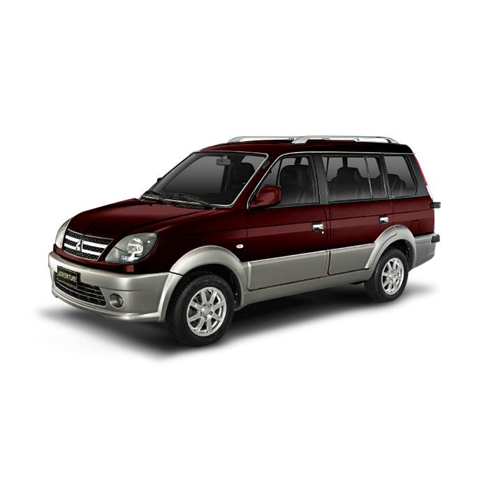 Mitsubishi Adventure Chesnut Red