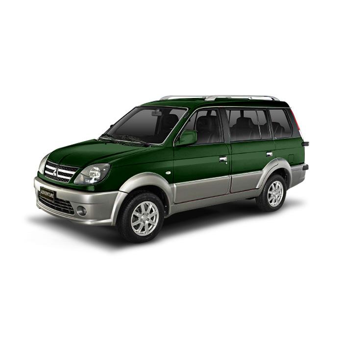 Mitsubishi Adventure Green
