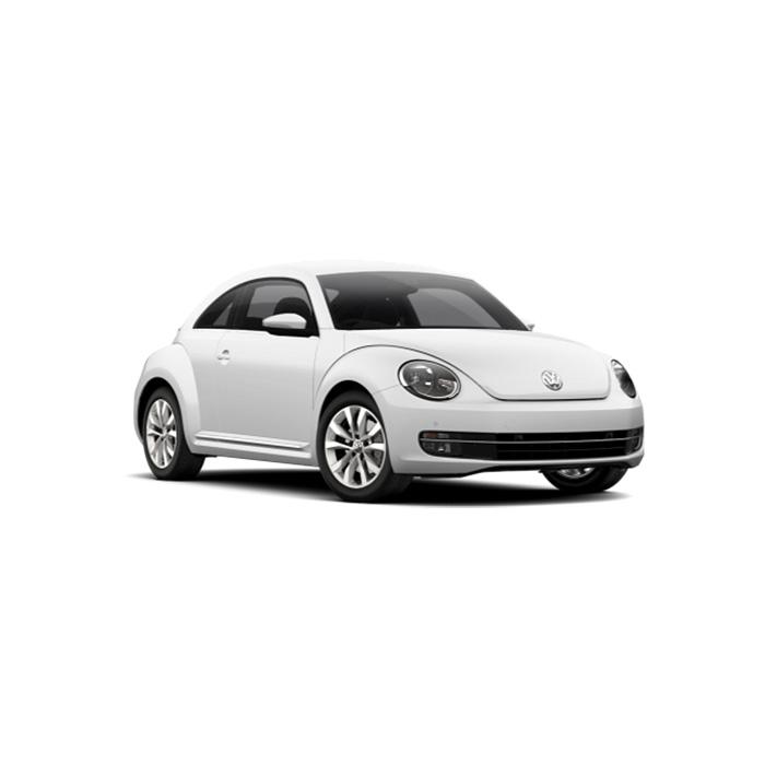 Volkswagen Beetle Pure White
