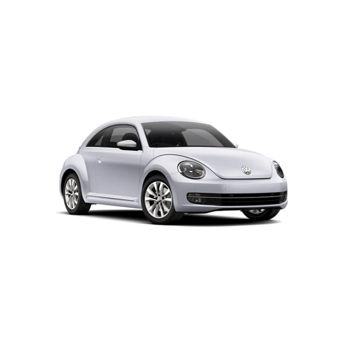 Volkswagen Beetle Reflex Silver Metallic
