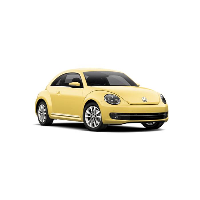 Volkswagen Beetle Sunflower