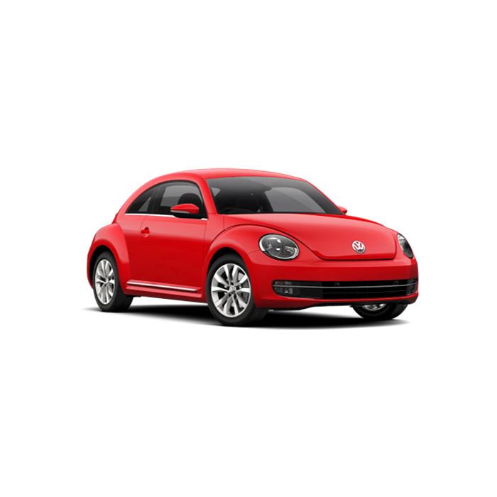 Volkswagen Beetle Tornado Red