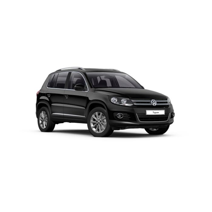 Volkswagen Tiguan Dark Black Pearl