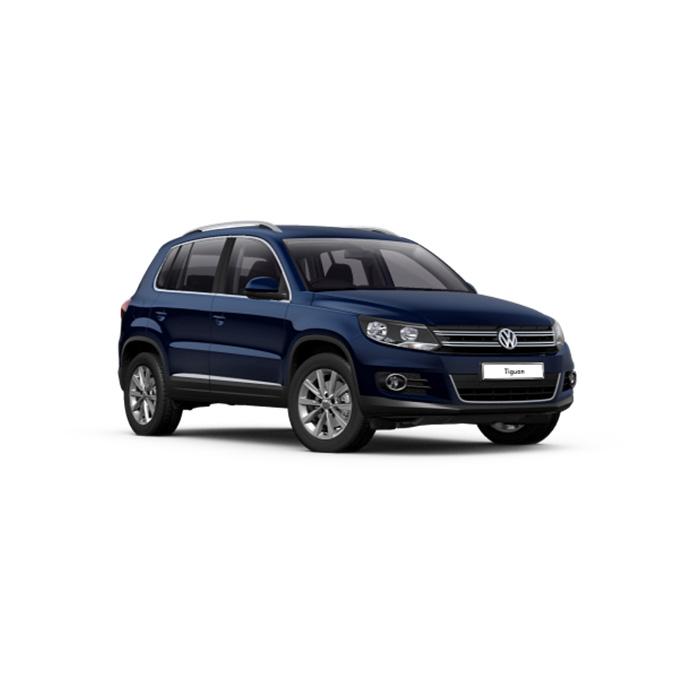 Volkswagen Tiguan Night Blue Metallic