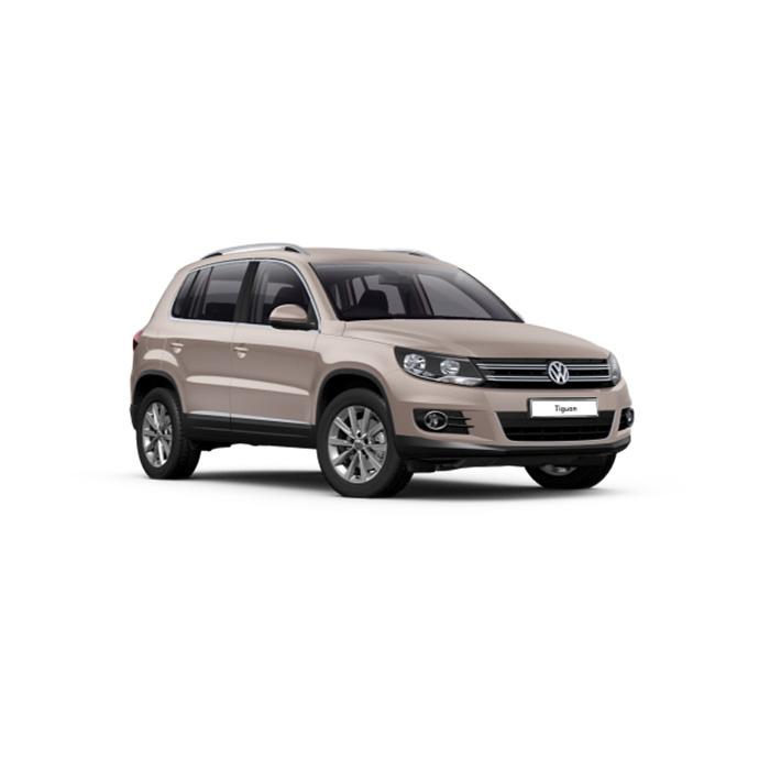 Volkswagen Tiguan Titanium Beige Metallic