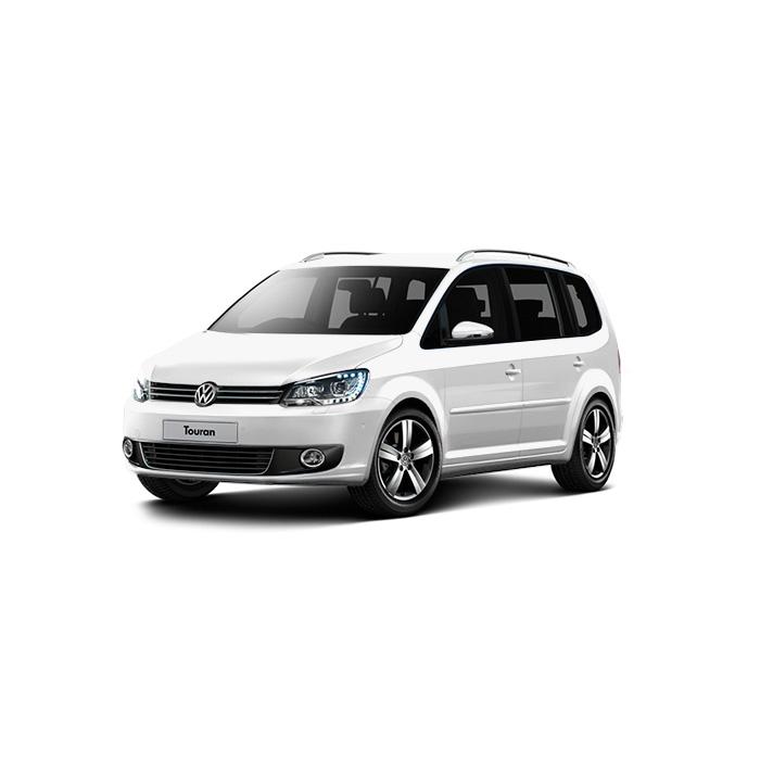 Volkswagen Touran Candy White
