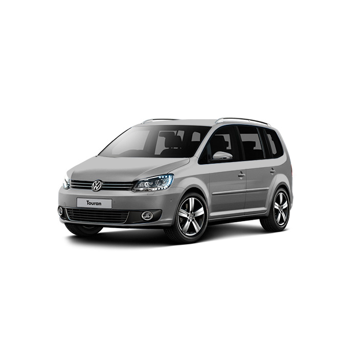 Volkswagen Touran Reflex Silver Metallic