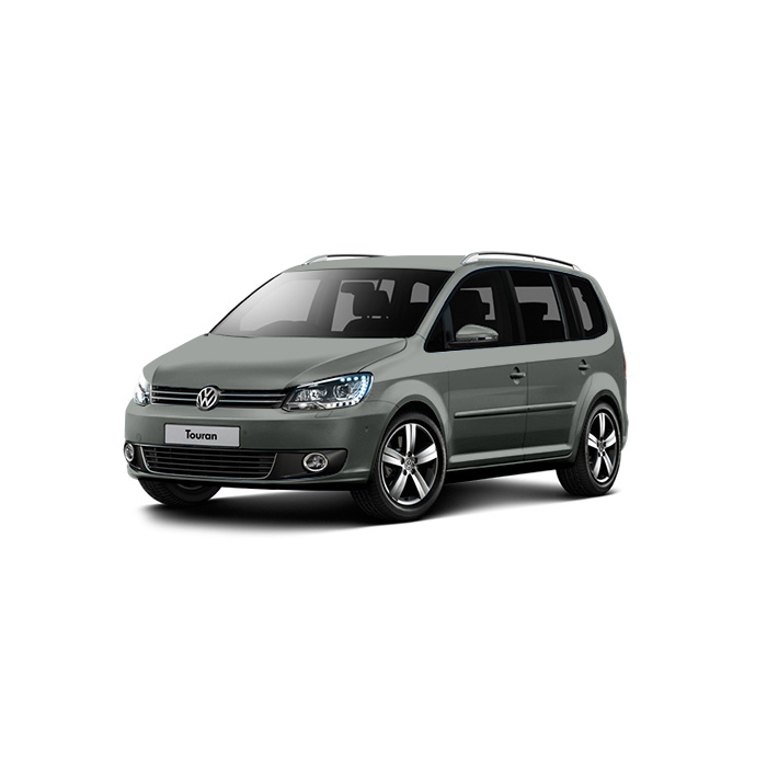 Volkswagen Touran Silver Leaf Metallic