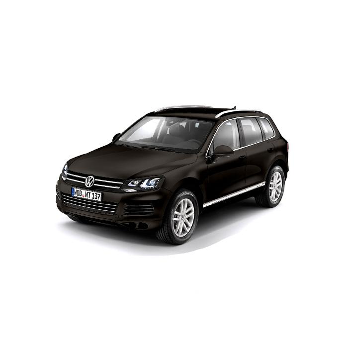 Volkswagen Touareg Black Oak Brown