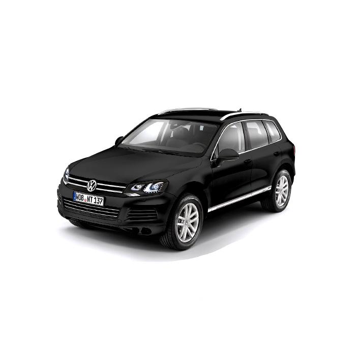 Volkswagen Touareg Deep Black