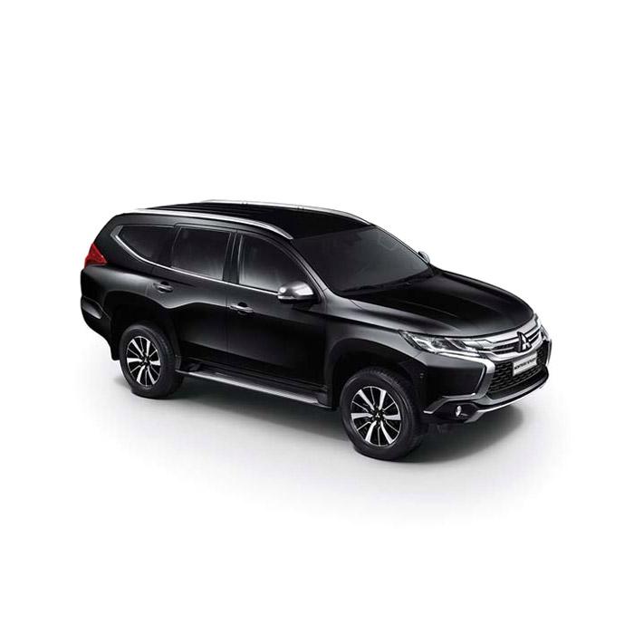 Mitsubishi Montero Sport Pyrenese Black