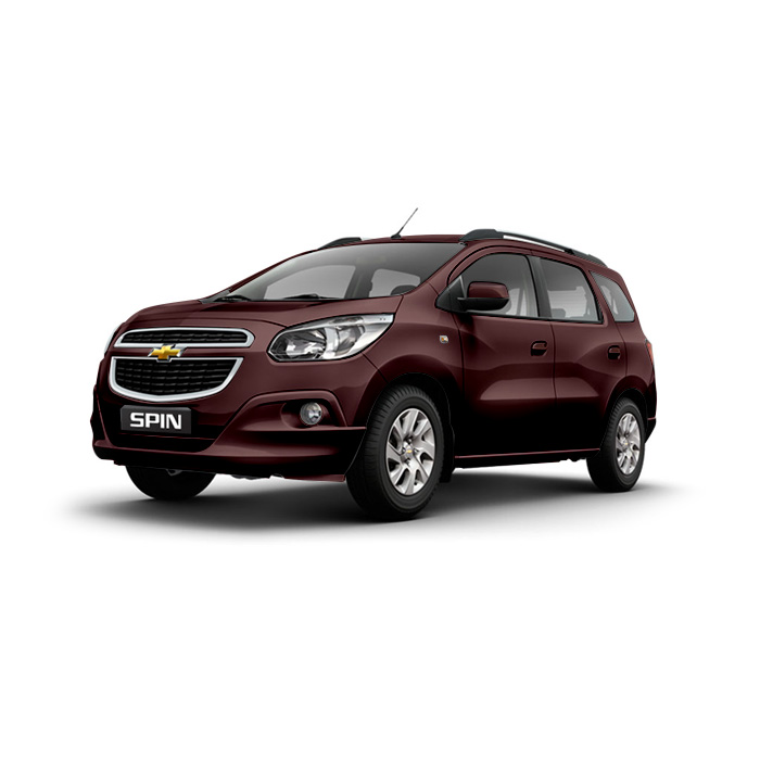 Chevrolet Spin Berry Red Metallic