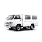 2021 mitsubishi l300 cab and chassis with p62,000 cash