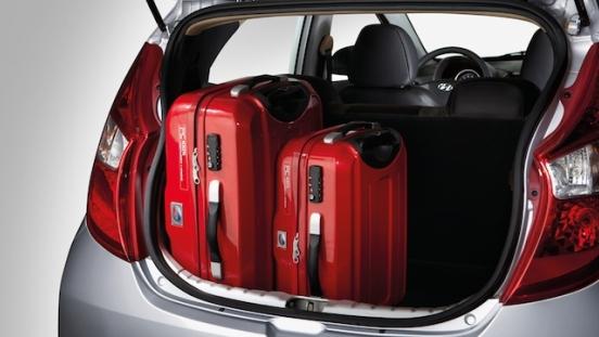 2018 Hyundai Eon trunk