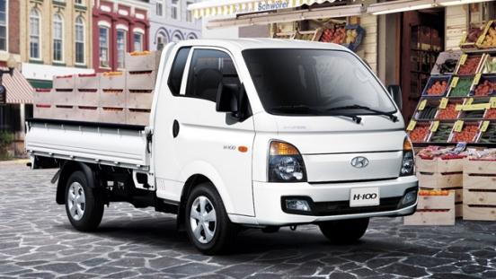 2018 Hyundai H100 side
