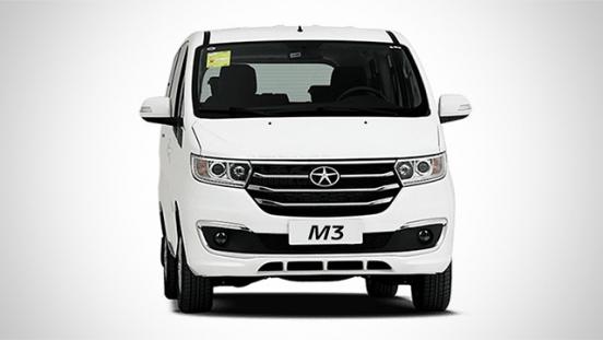 2018 JAC M3 front