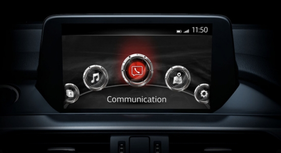 2018 Mazda 6 Sports Wagon stereo