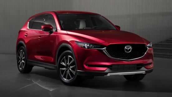 mazda cx 5 2 5 awd sport soul red crystal 2019. Black Bedroom Furniture Sets. Home Design Ideas