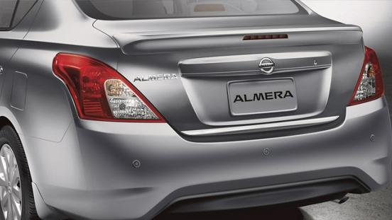 2018 Nissan Almera Philippines