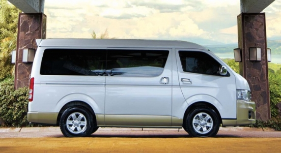 2018 Toyota Hiace Philippines