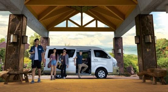 2018 Toyota Hiace Van Philippines