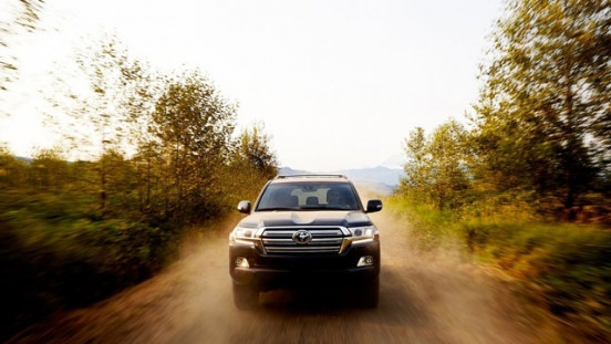 2018 Toyota Land Cruiser 200