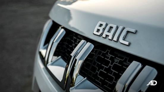 2019 BAIC BJ20 exterior philippines