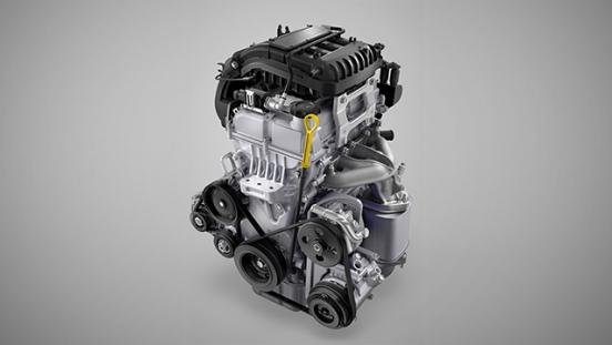 2019 Chevrolet Spark engine