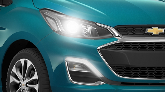 2019 Chevrolet Spark headlight