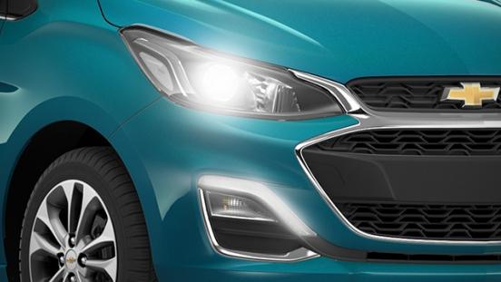 2019 Chevrolet Spark headlight