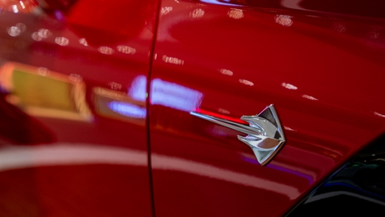 2019 Chevrolet Stingray emblem