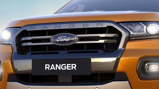 2019 Ford Ranger Grille