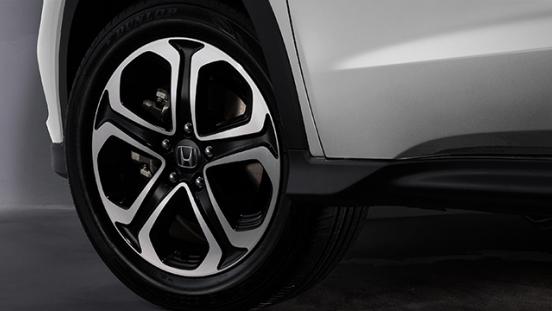 2019 Honda HR-V wheel