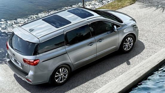 2019 Kia Grand Carnival top roof