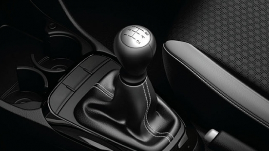 2019 Kia Picano interior manual shifter