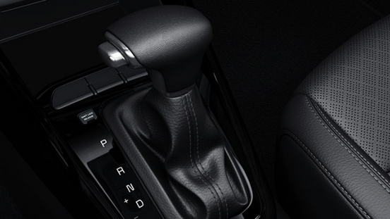 2019 Kia Rio Interior  automatic shifter