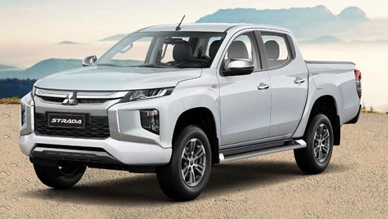 2019 Mitsubishi Strada Philippines front