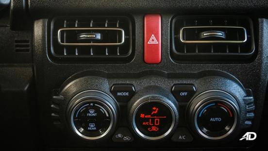 2019 Suzuki Jimny Climate Control