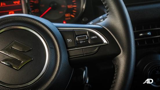2019 Suzuki Jimny Cruise Control