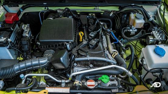 2019 Suzuki Jimny Engine