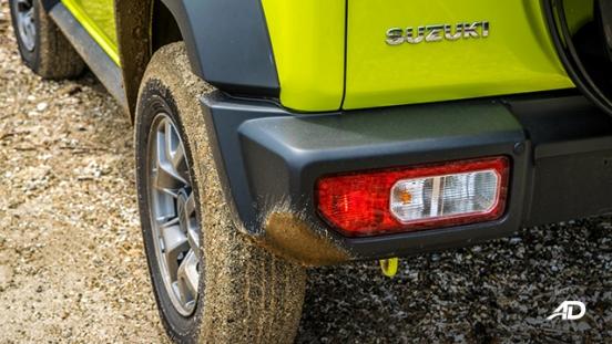 2019 Suzuki Jimny Rear Taillight