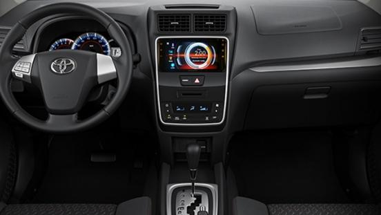 2019 Toyota Avanza Interior Philippines