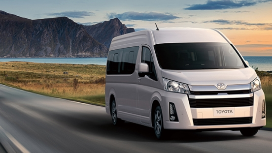 Toyota Hiace Commuter 3.0 MT 2020, Philippines Price ...