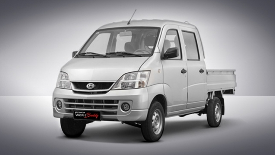 2020 Changhe Freedom double cab front