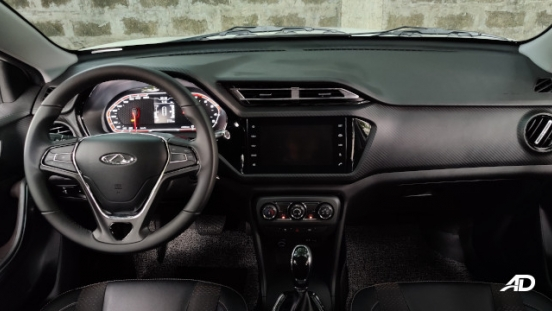 2020 Chery Tiggo 2 Philippines Interior Dashboard