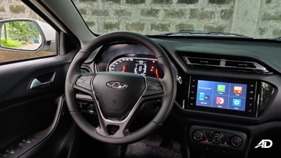 2020 Chery Tiggo 2 Philippines Steering Wheel